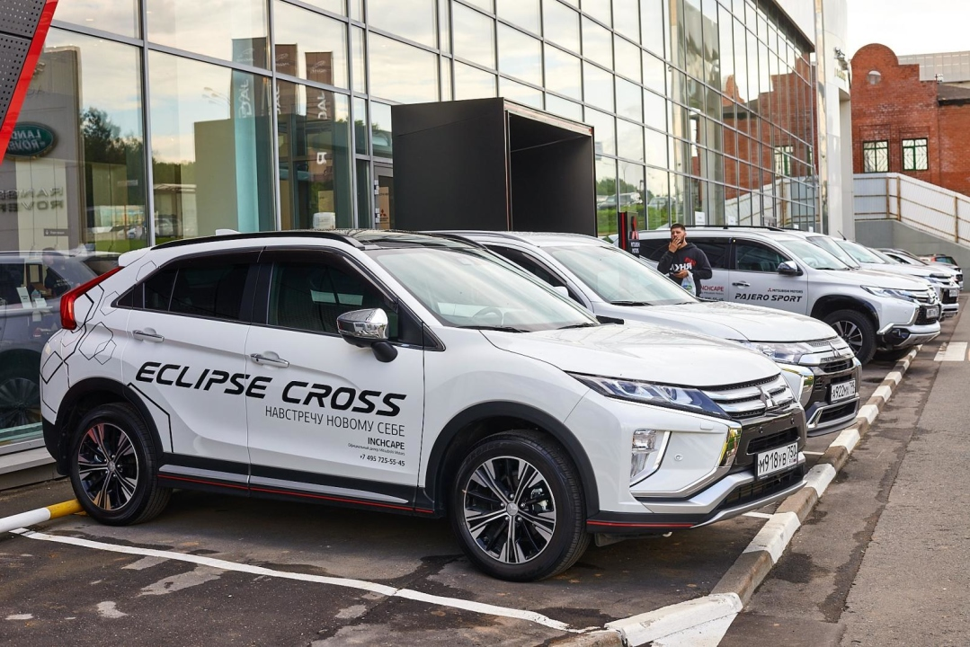 Eclipse Cross в Москве